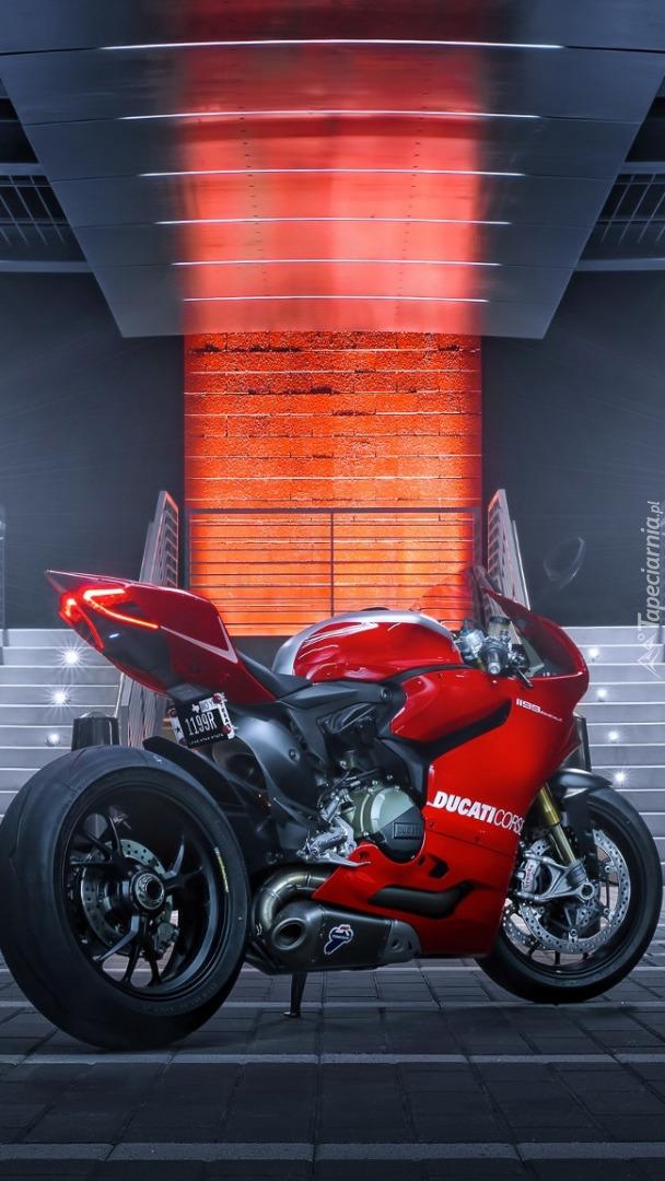Motocykl Ducati 1199 Paginale