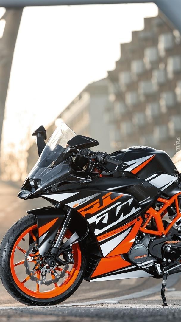 Motocykl KTM RC 390