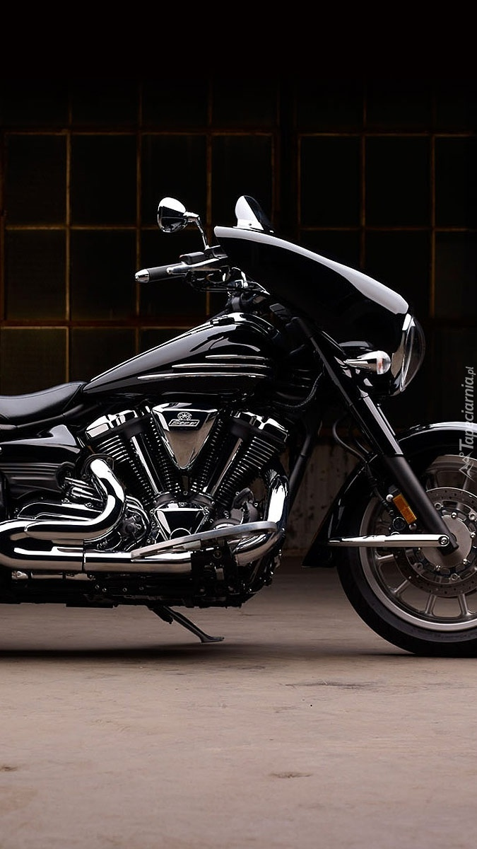 Motocykl Yamaha Star Stratoliner Deluxe