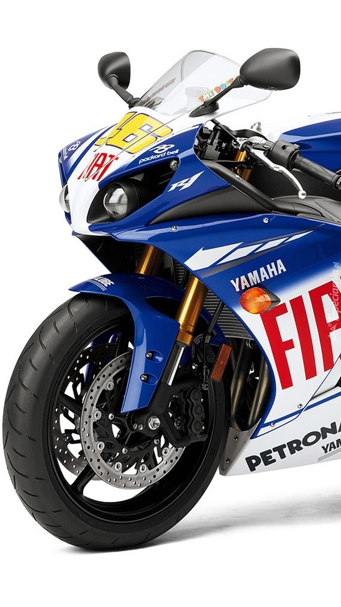 Motocykl Yamaha YZF-R1