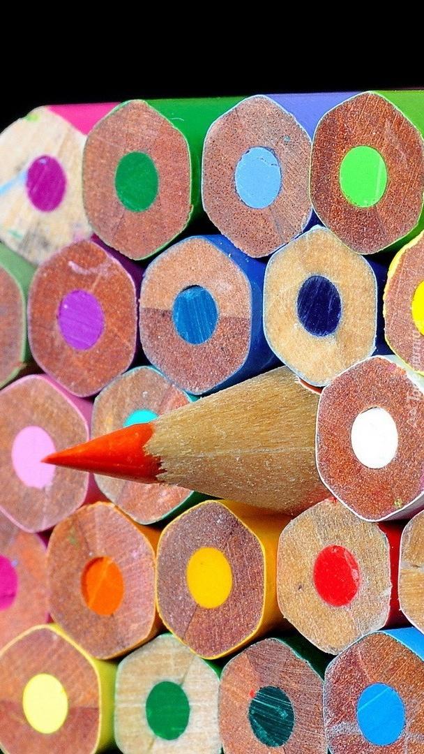 Można nimi kolorować obrazki