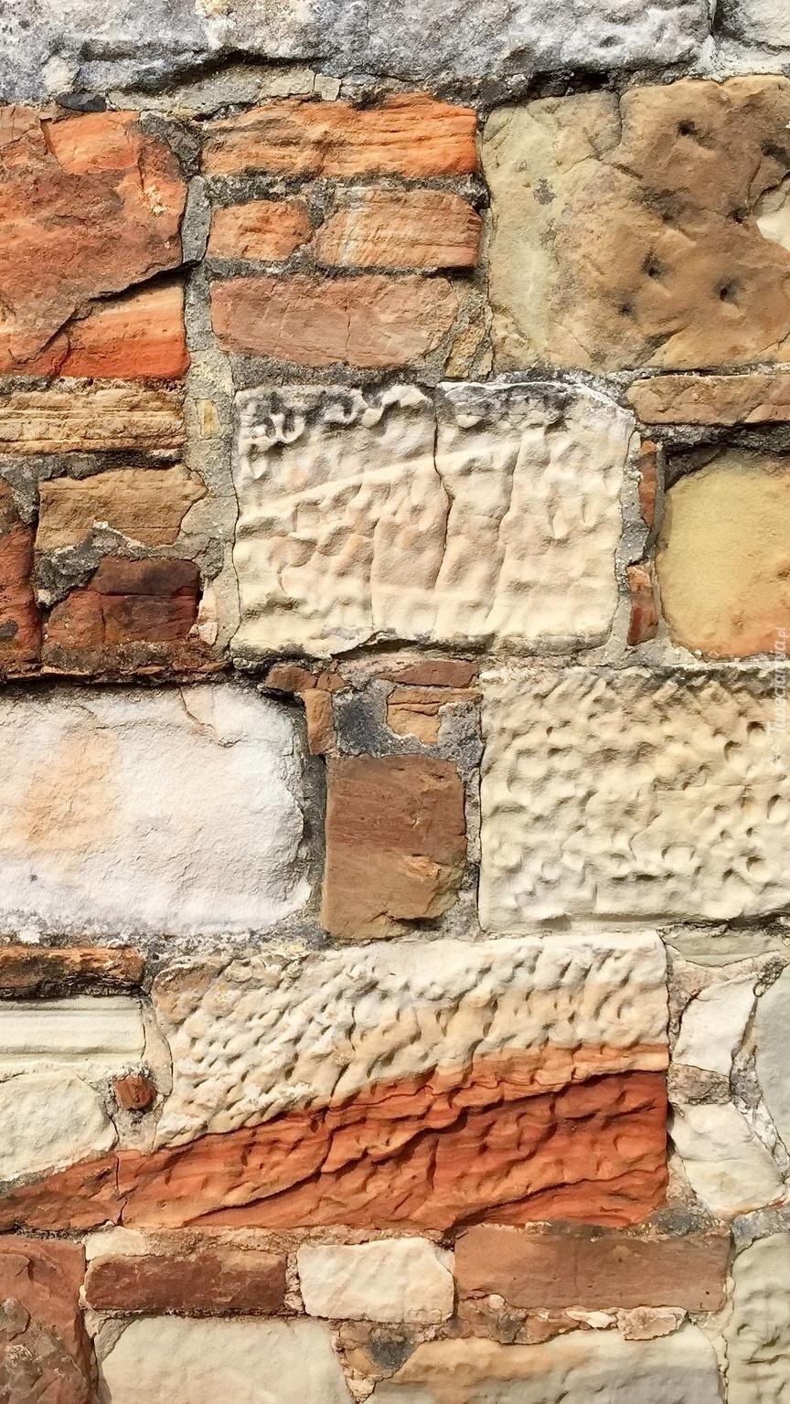 Mur z cegieł