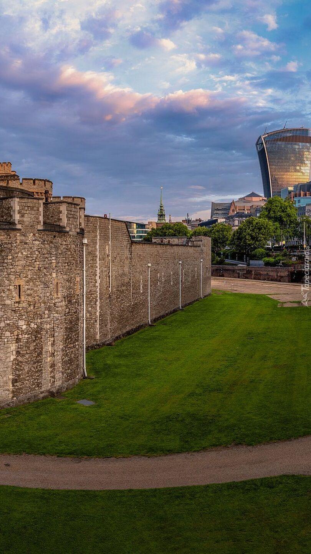Mury Tower of London