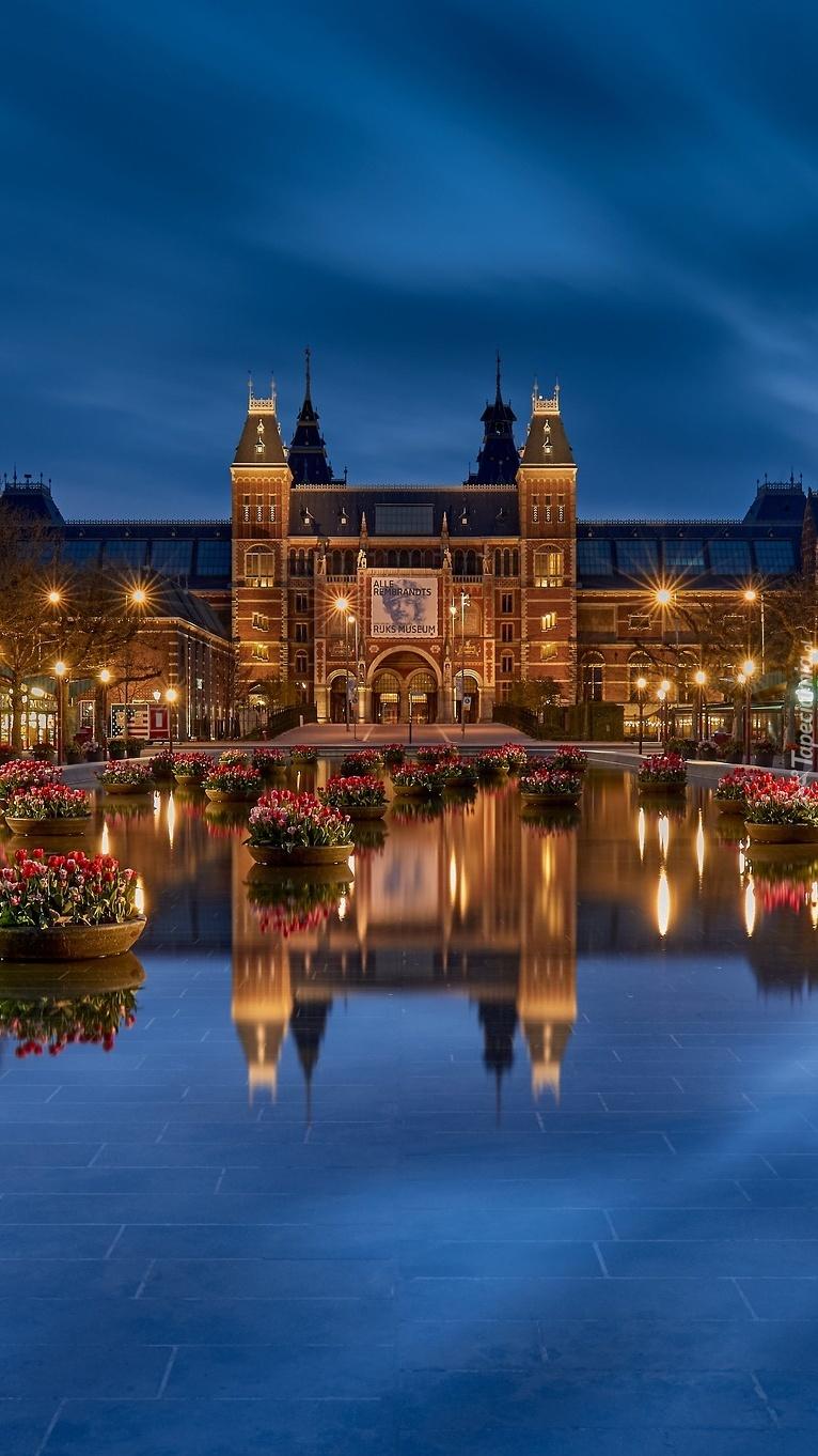 Muzeum Narodowe w Amsterdamie