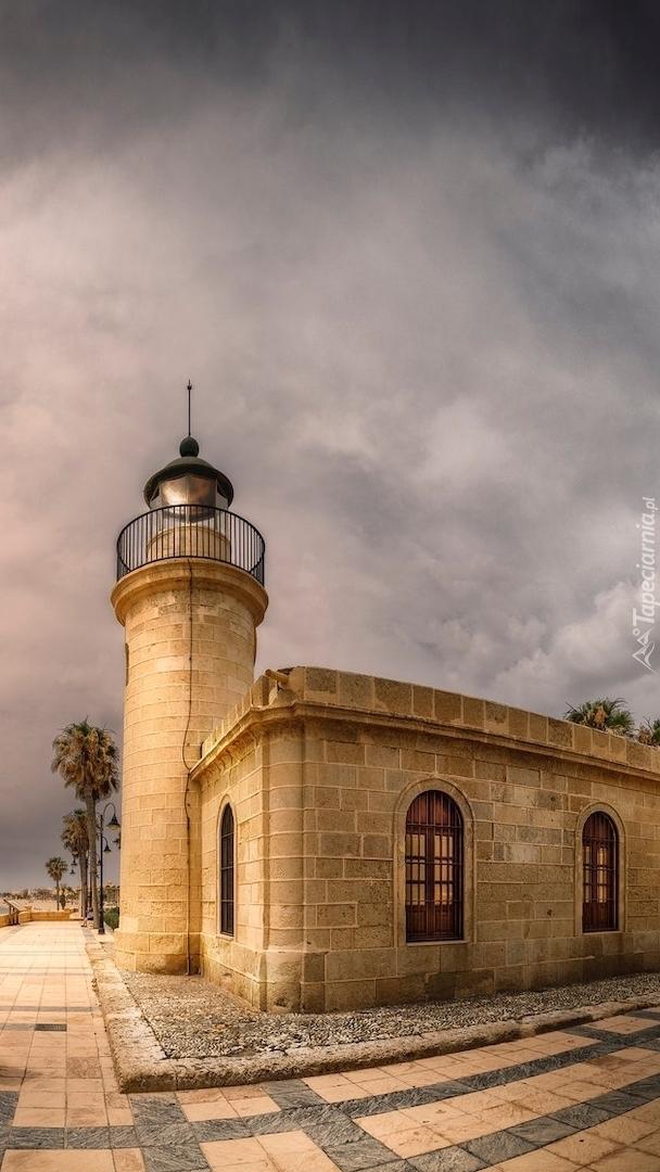 Muzeum w latarni morskiej Faro de Roquetas de Mar