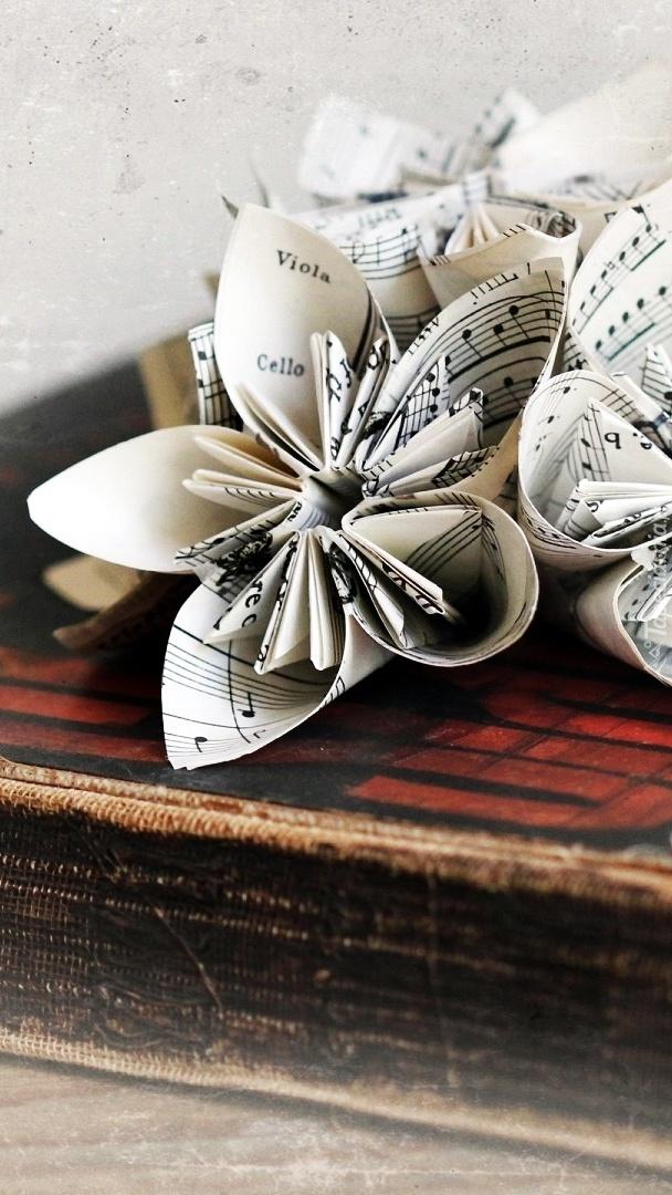 Muzyczne kwiaty