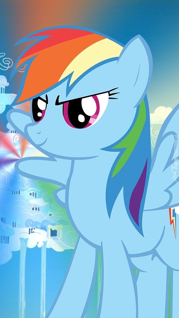 My Little Pony, szalona postać