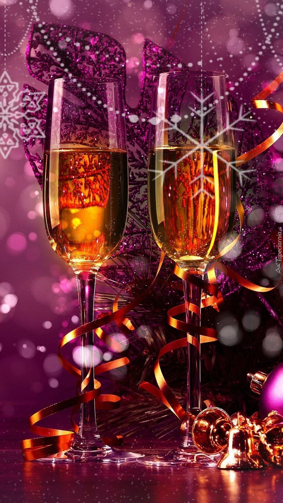 Na noworoczny toast