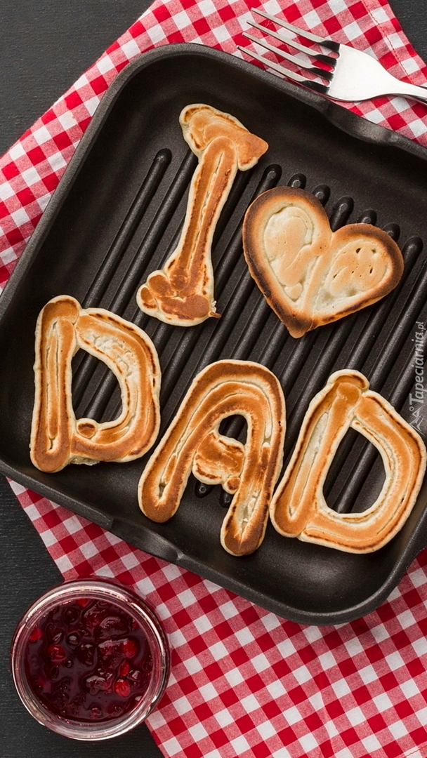 Naleśniki na Dzień Ojca