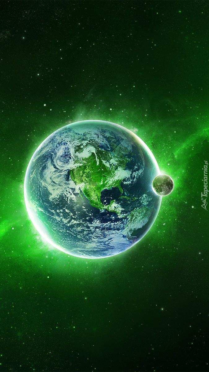 Nasza zielona Ziemia