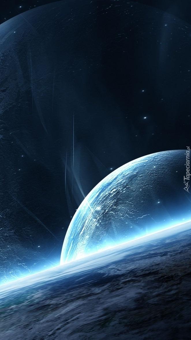 Niebieski kosmos