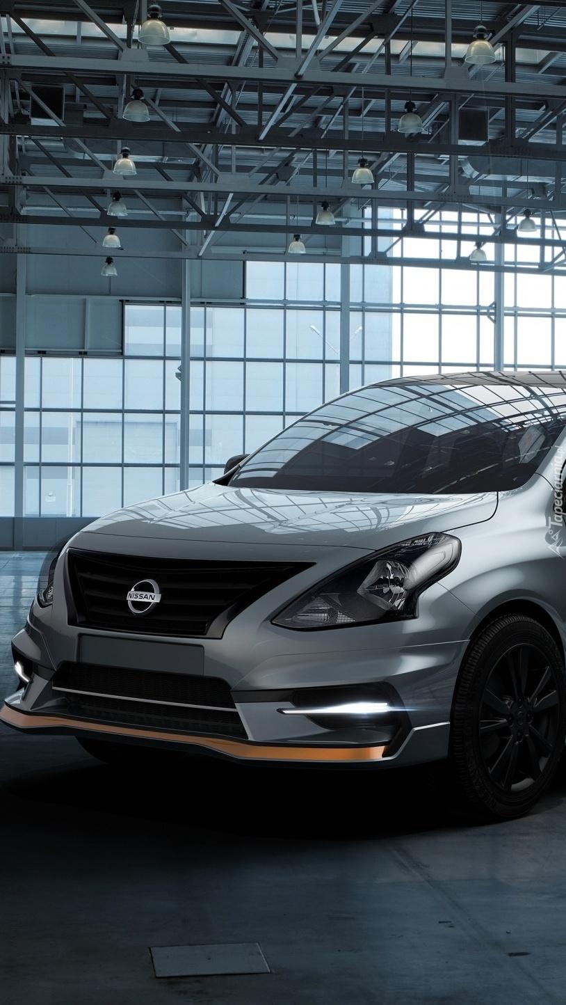 Nissan Versa Tiida