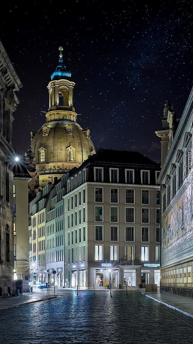Noc w Dreźnie