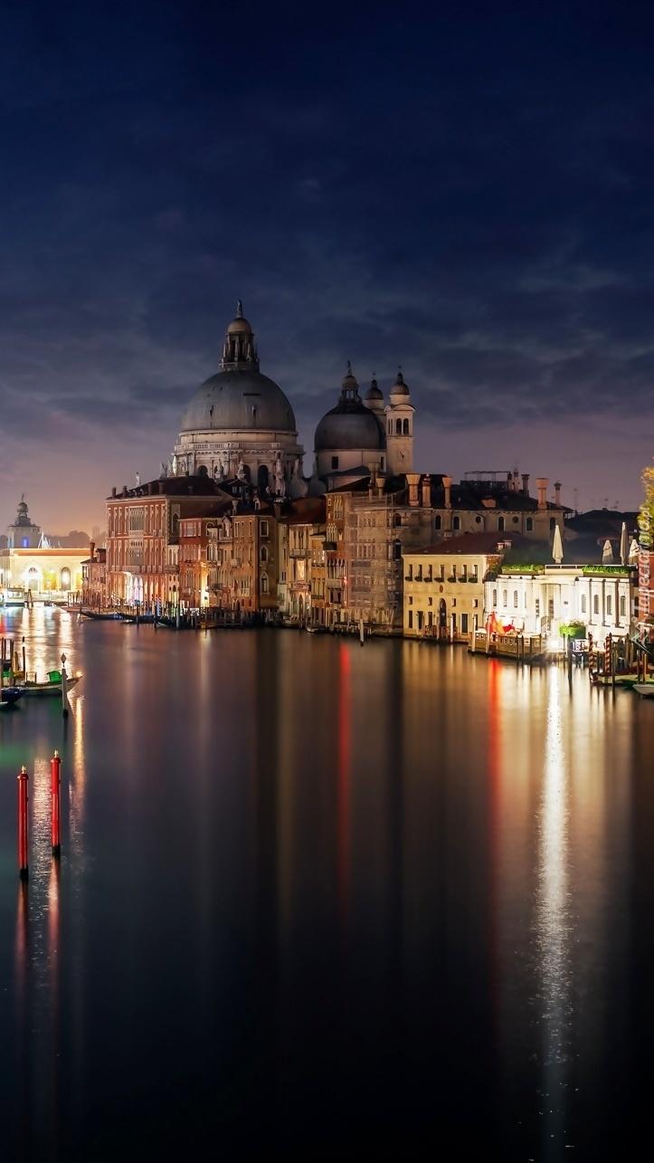 Noc w Wenecji