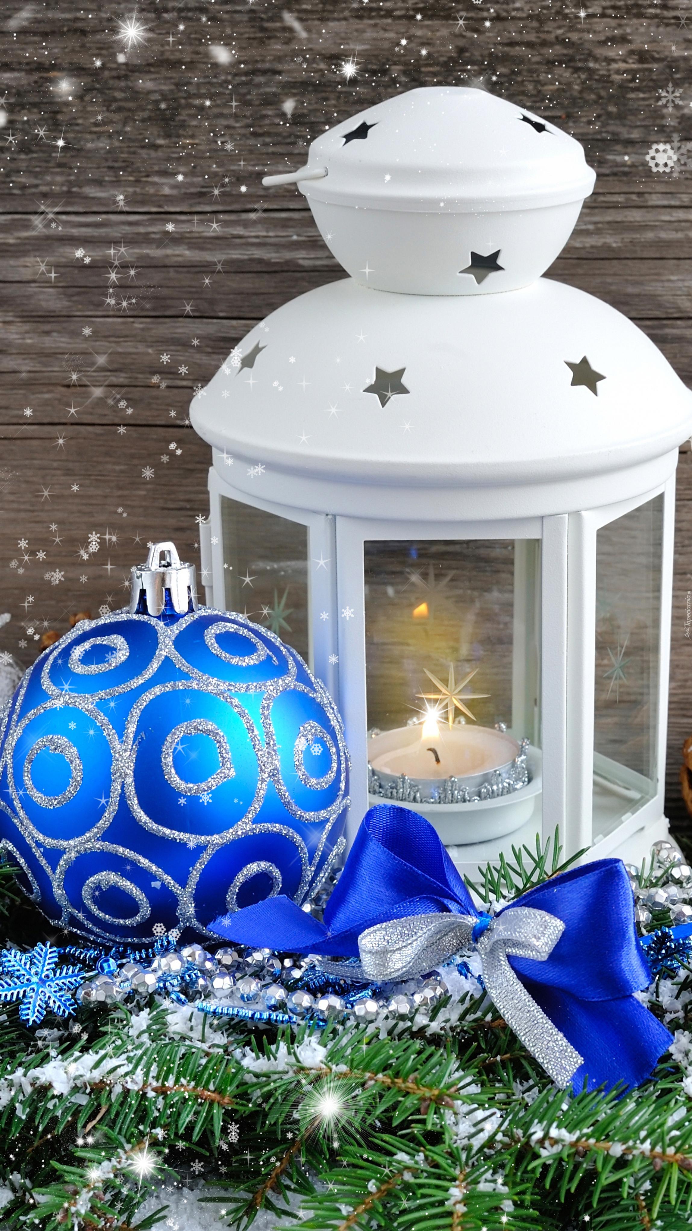 Nowoczesna dekoracja świąteczna