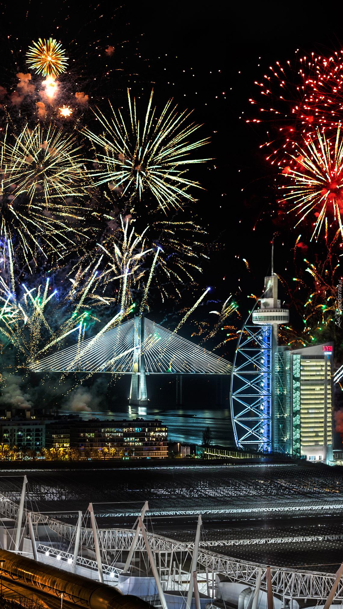 Nowy Rok w Lizbonie