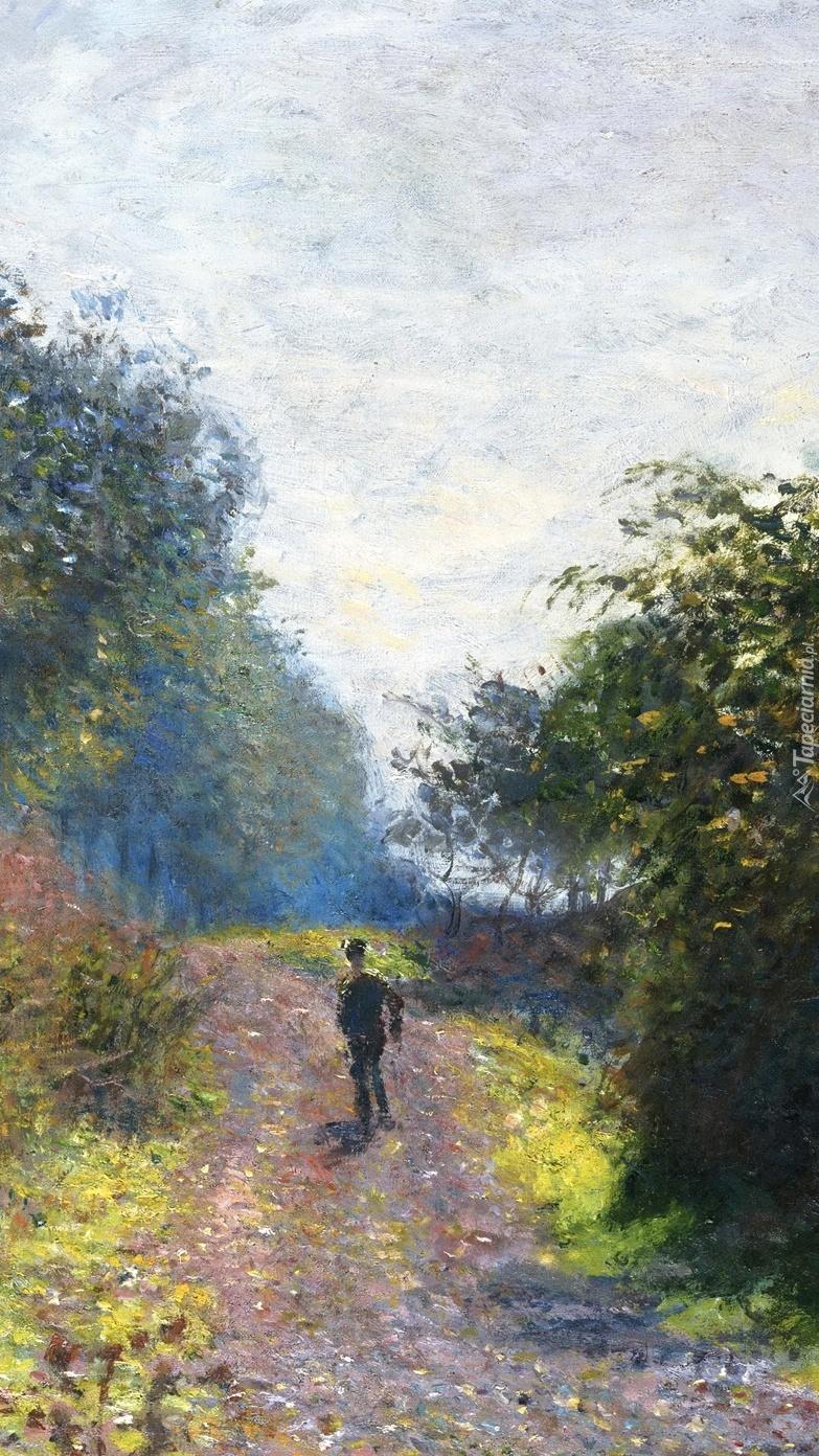 Obraz Claudea Moneta
