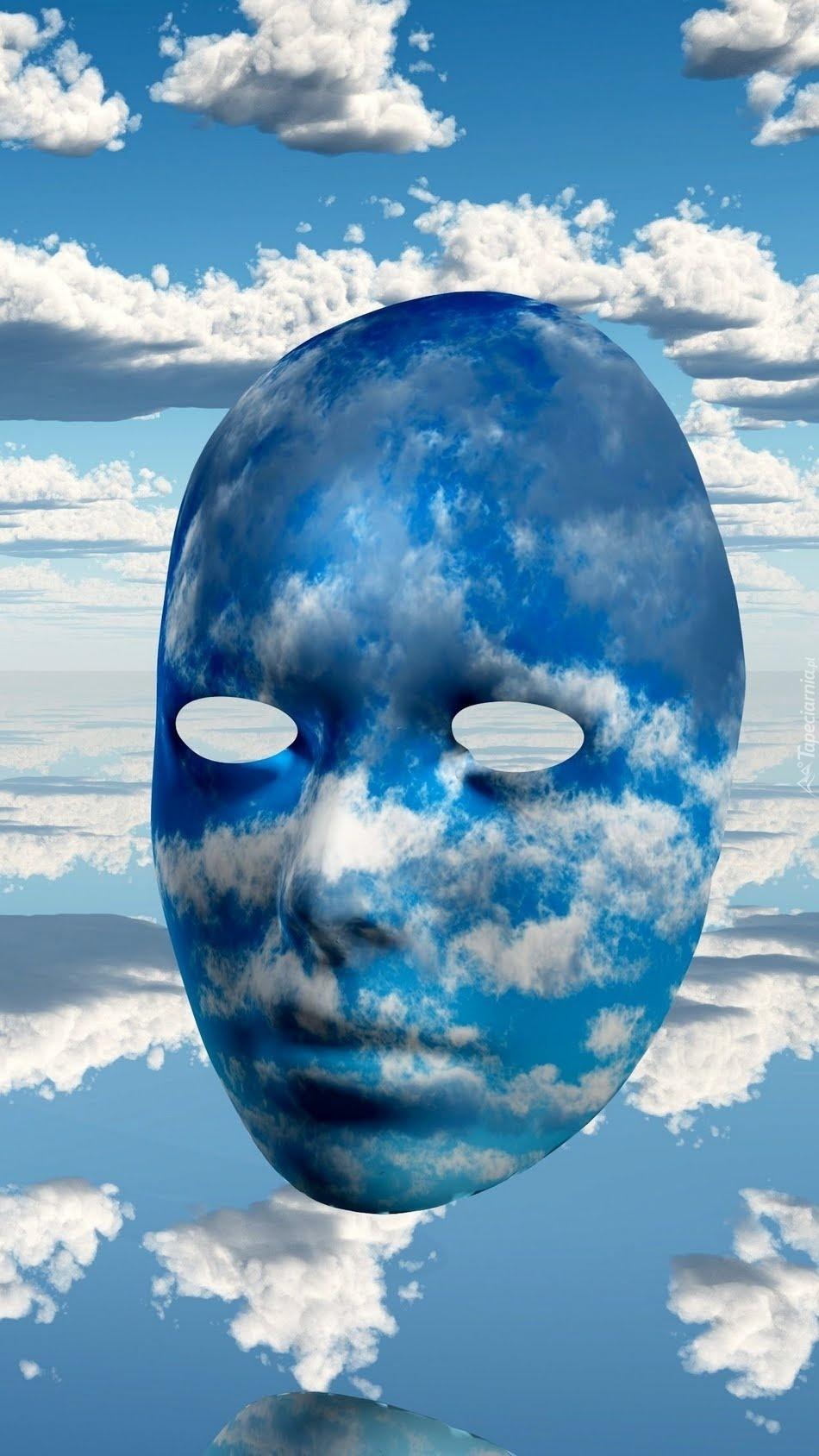 Odlotowa maska