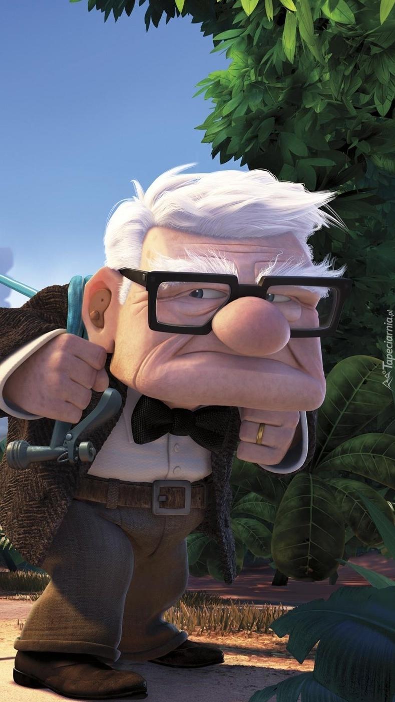 Odlotowy dziadek