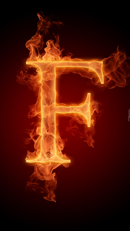 Ognista litera F