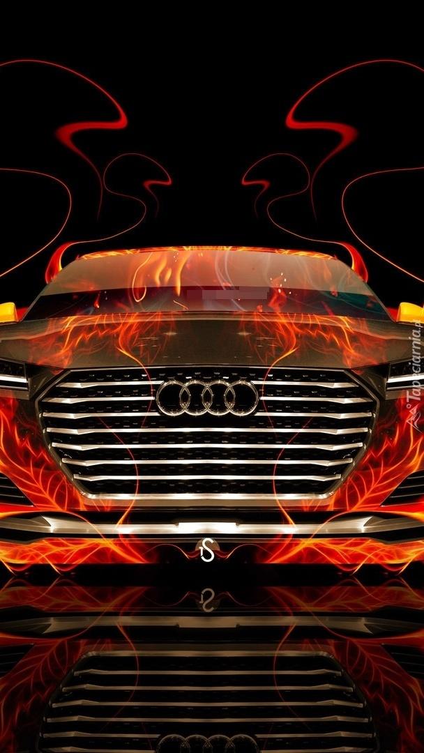 Ogniste Audi
