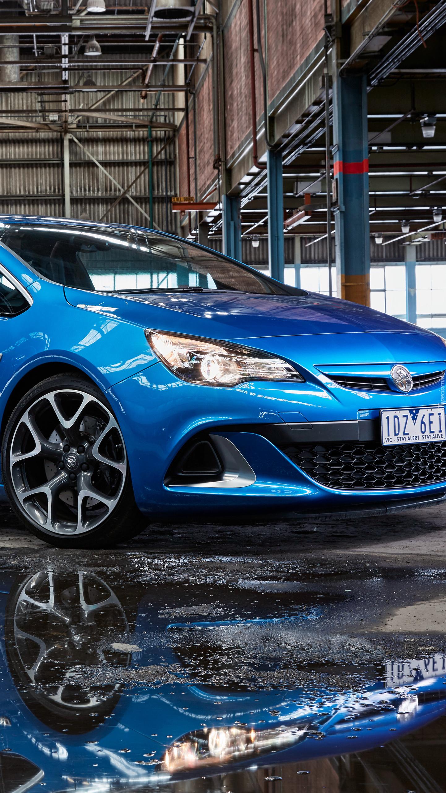 Opel Astra Holden VXR