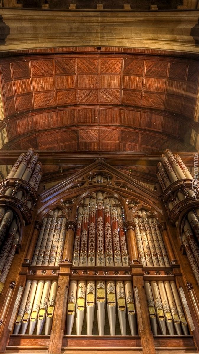Organy w Katedra św.Pawła w Melbourne