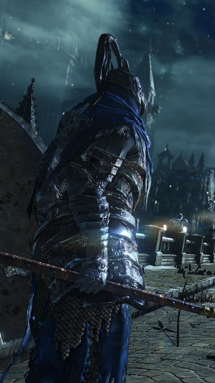 Ornstein Zabójca Smoków w grze Dark Souls 3