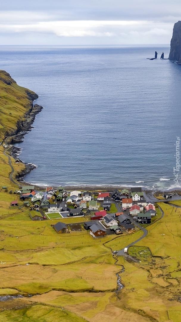 Osada nad morzem Norweskim