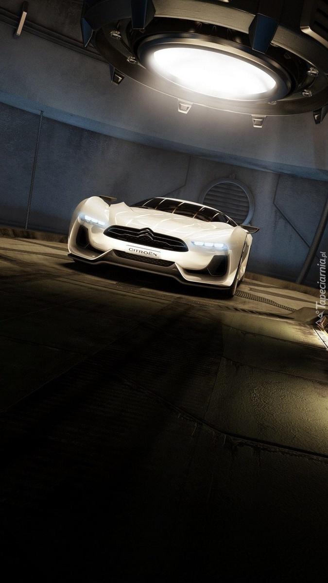Oświetlony Citroen GT