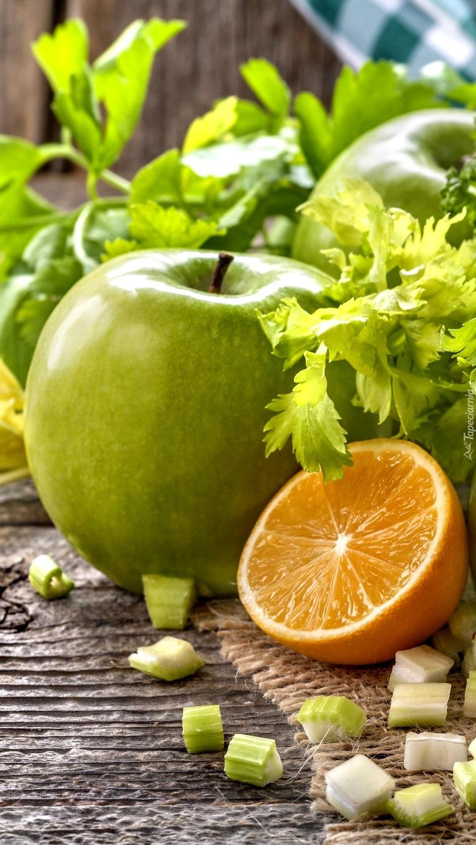 Owoce i zielenina