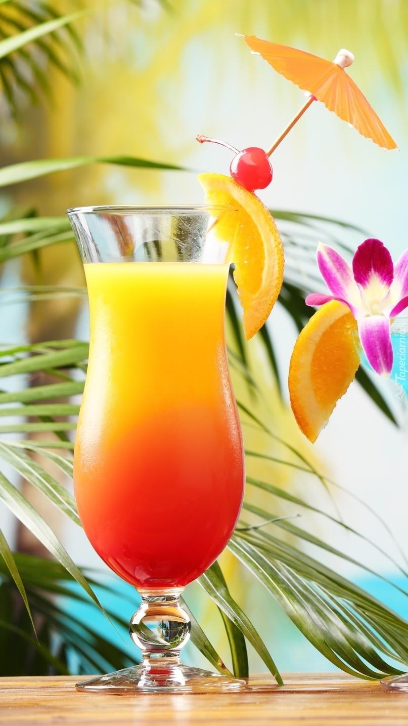 Owocowy drink
