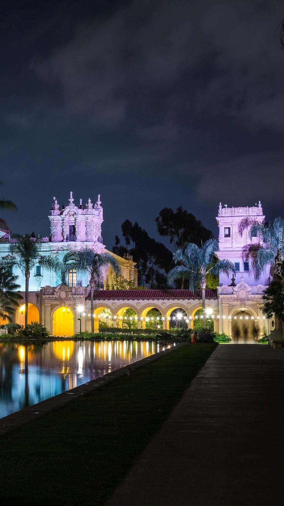 Park Balboa w San Diego