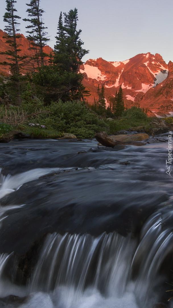 Park Narodowy Gór Skalistych w Kolorado