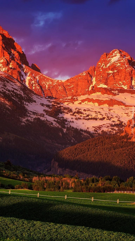 Park Narodowy Grand Teton w USA