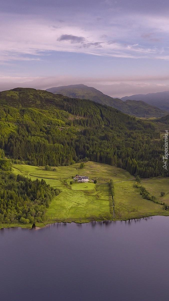 Park Narodowy Loch Lomond and  the Trossachs