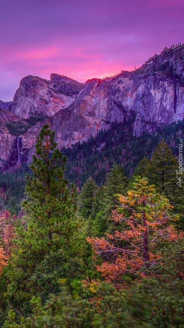 Park Narodowy Yosemite jesienną porą