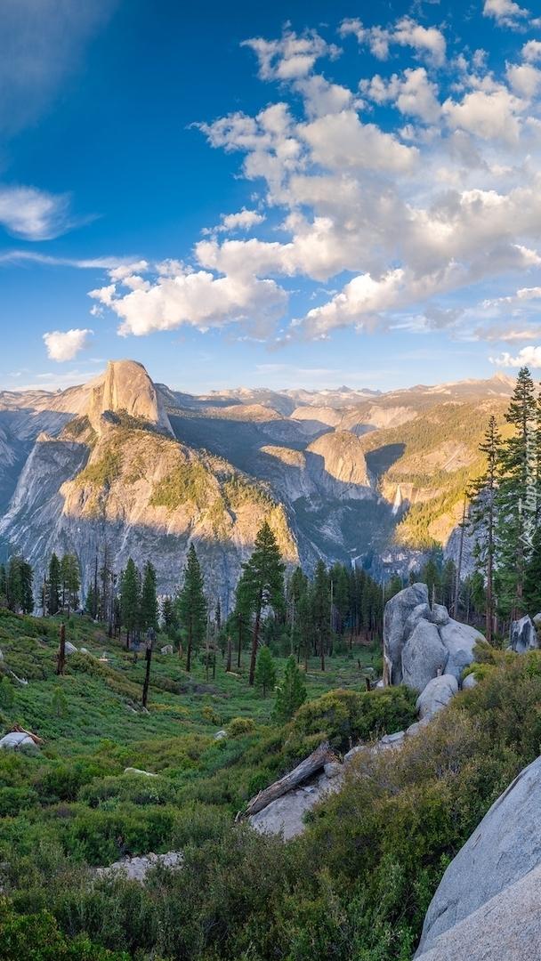 Park Narodowy Yosemite w Kalifornii