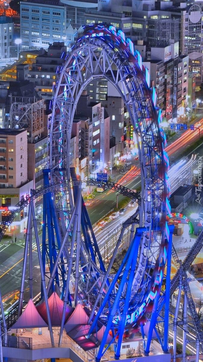 Park rozrywki w Tokio