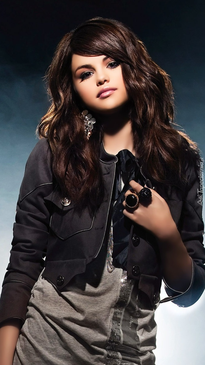 Piosenkarka Selena Gomez