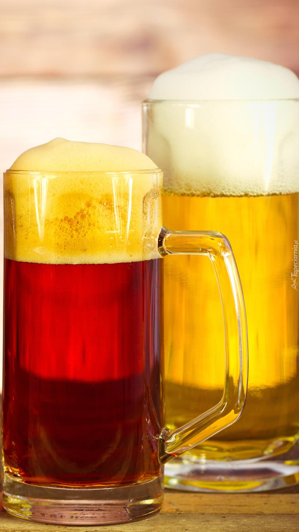 Piwo w kuflach