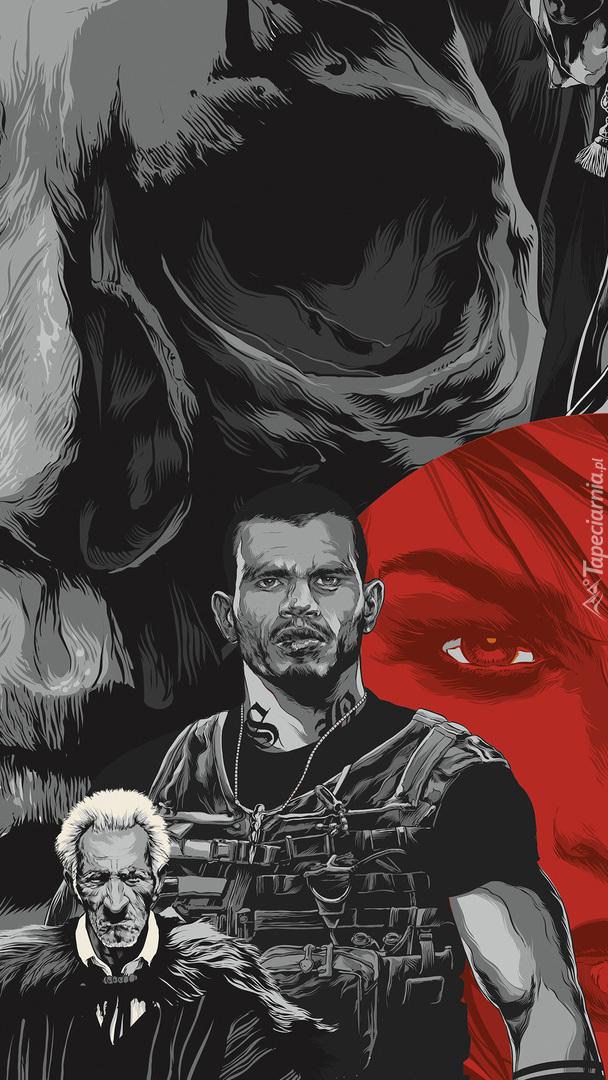 Plakat gry Tom Clancys Ghost Recon: Wildlands