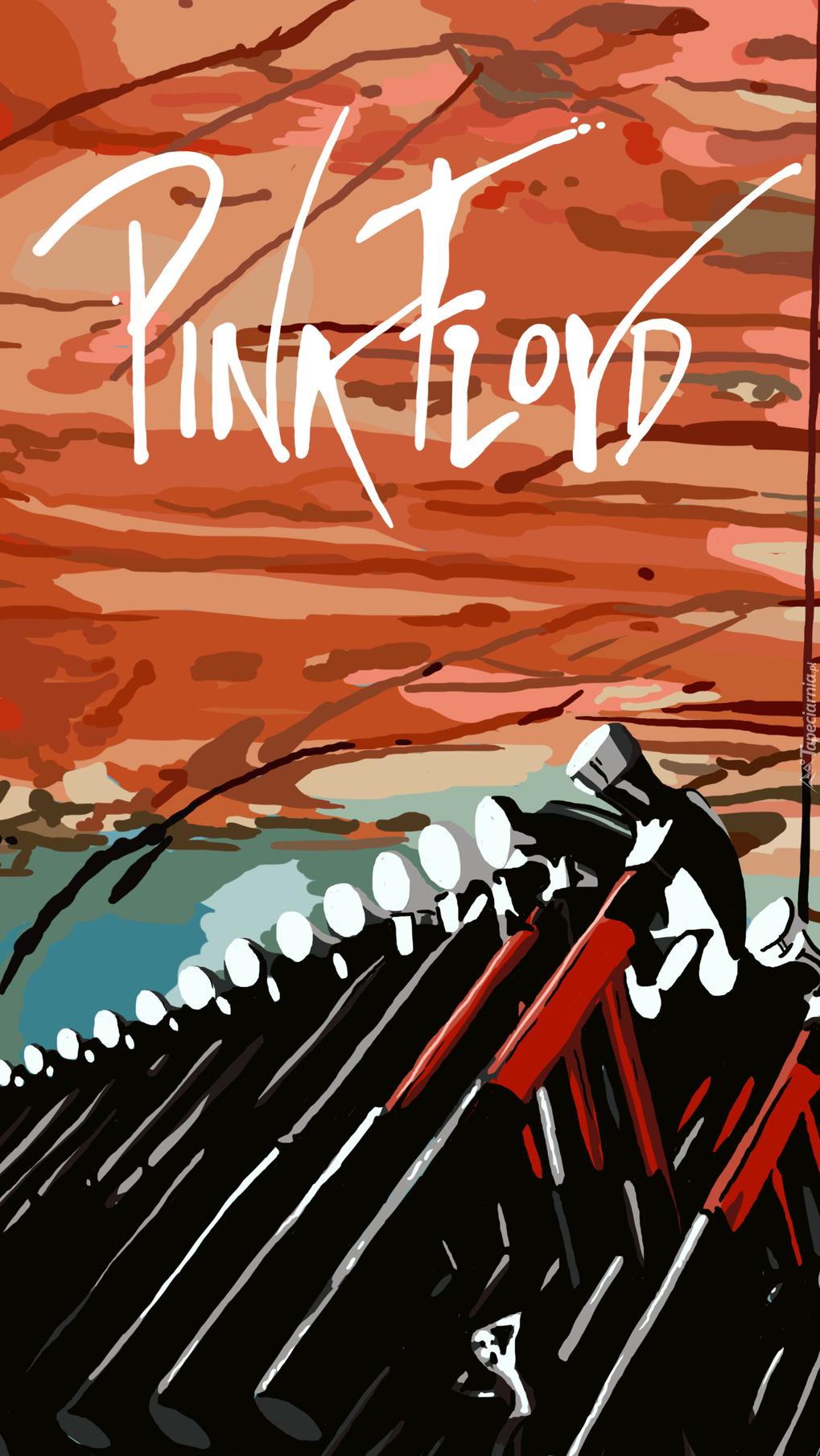 Plakat Pink Floyd