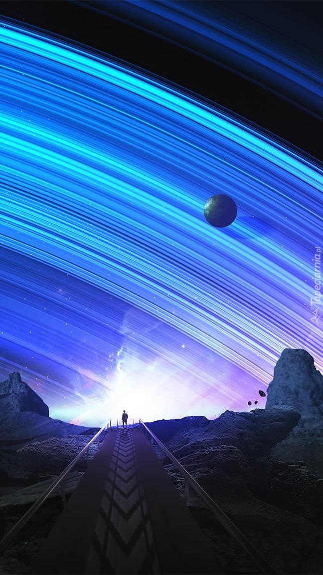 Planeta w grafice