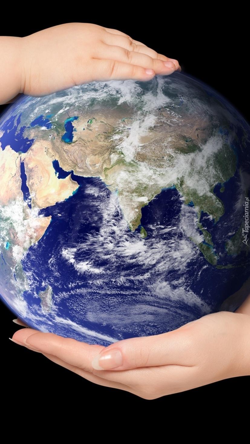 Planeta w naszych rękach