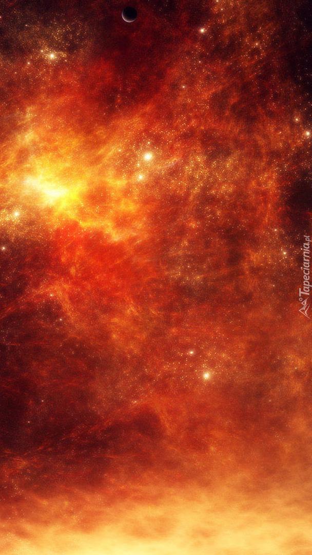 Planety i gwiazdy