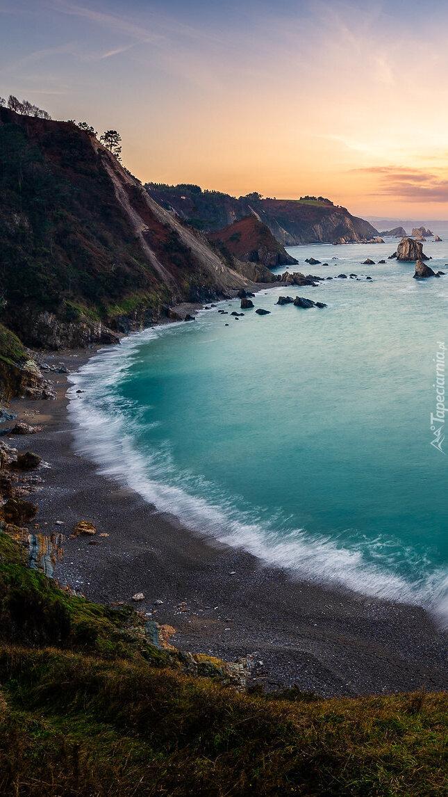 Plaża Playa del Silencio