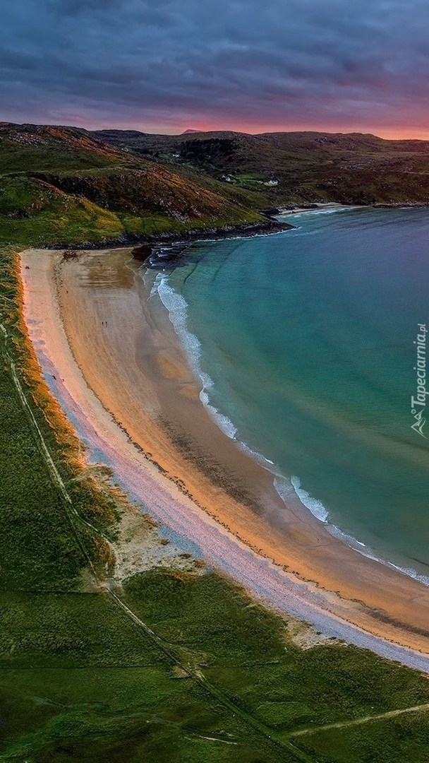 Plaża Tra Na Rosann Beach