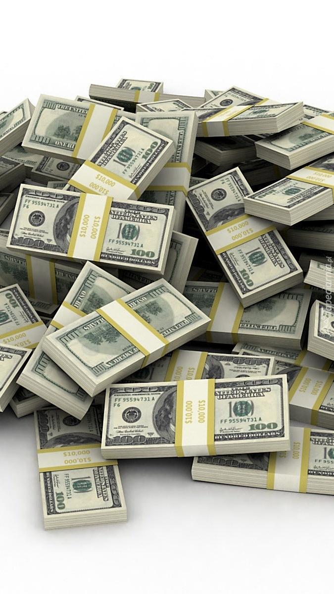 Pliki dolarów