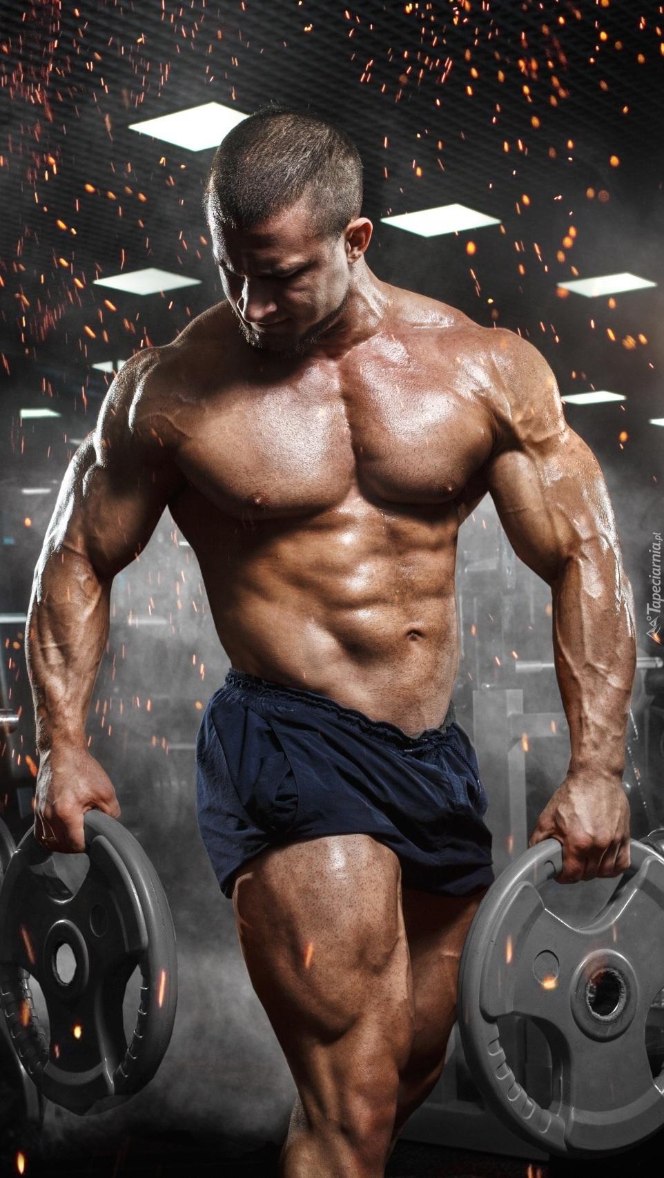 Pokaz mięśni